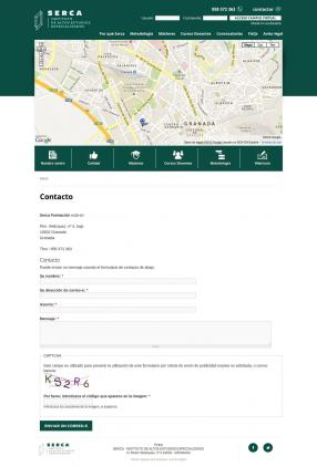 Localización y contacto
