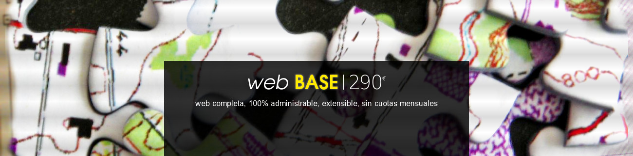 banner diseño web base